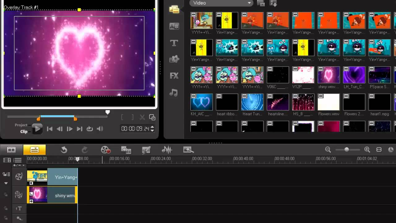 the transition of libraries and effects of corel videostudio pro x9 offers over 500 selections the use of these effects is usually as simple as drag and build video studio