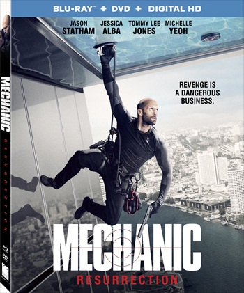 Mechanic Resurrection 2016 Dual Audio ORG Hindi 480p BluRay 300mb