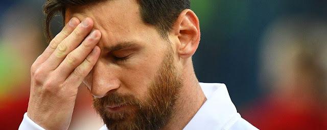 Argentina 0 - Croacia 3