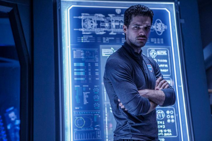 The Expanse - Episode 2.03 - Static - Promo, Promotional Photos & Synopsis