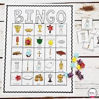 Mass Item Bingo