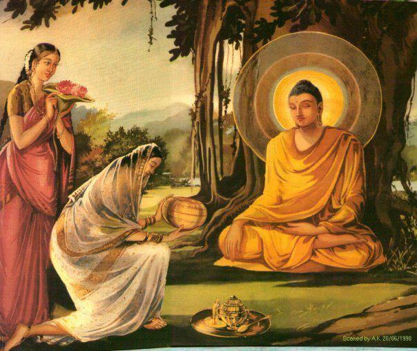 Đạo Phật Nguyên Thủy - Kinh Tương Ưng Bộ - Tham luyến
