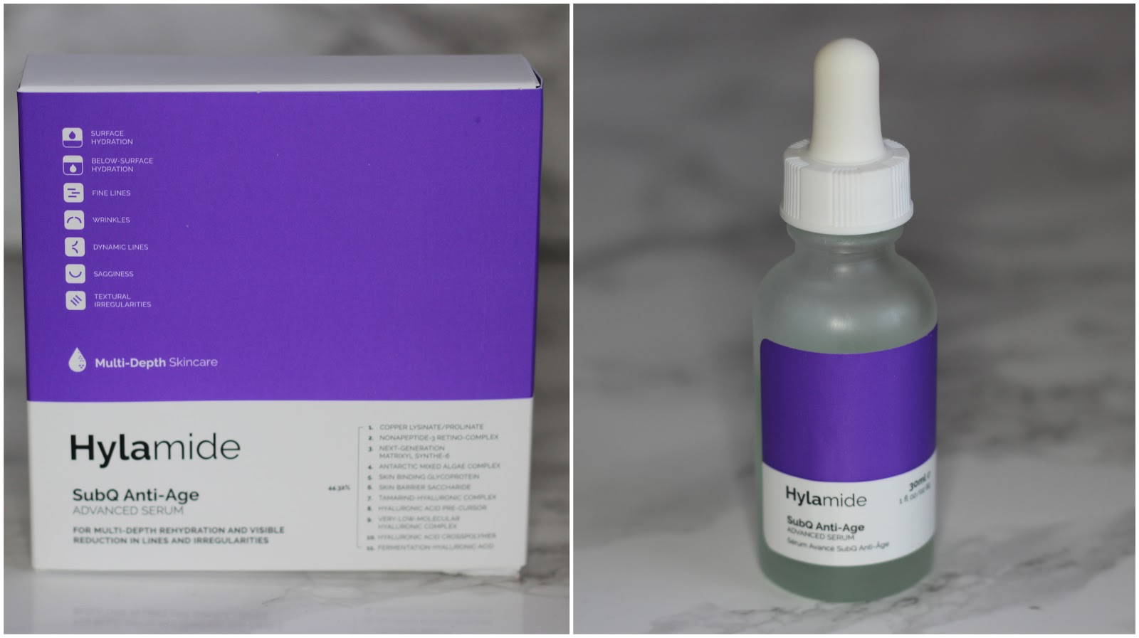 REVIEW: Hylamide SubQ Anti-Age - Obsessed By Beauty