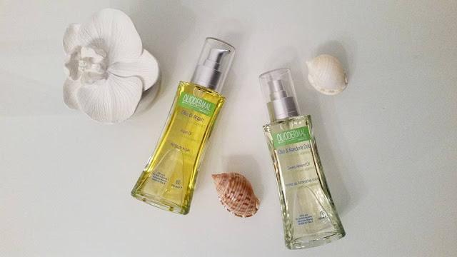 Due oli perfetti per la cura del corpo: Olio di Mandorle e Olio di Argan