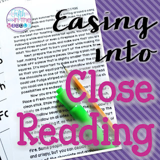 Interested in trying close reading with your students? Read about how to implement it with your current reading materials.