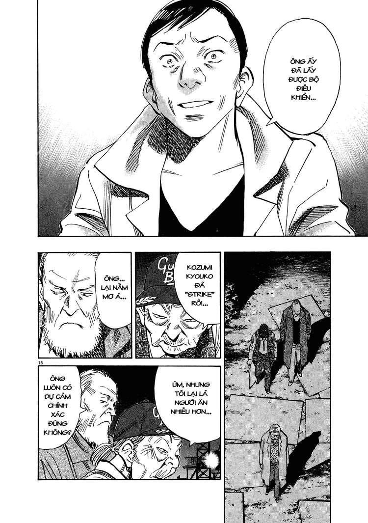 20th Century Boys chapter 243 trang 35