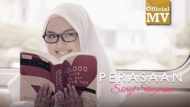 Sheryl Shazwanie - Perasaan