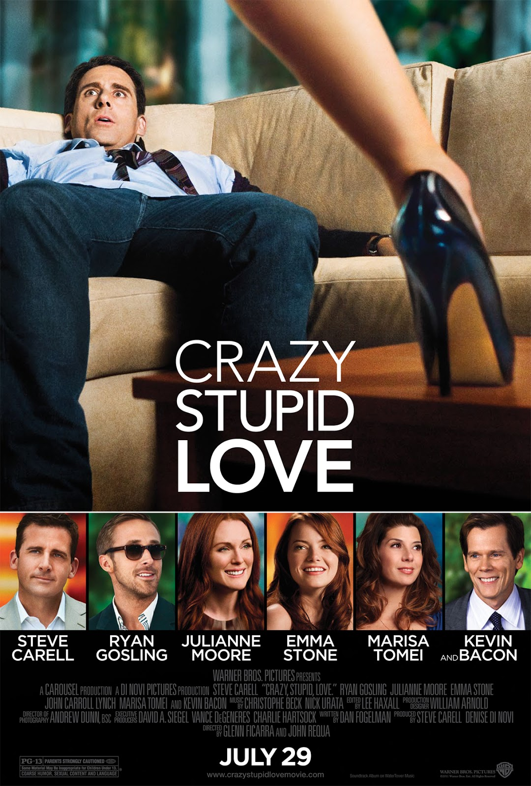 Crazy Stupid Love (2011) ταινιες online seires xrysoi greek subs