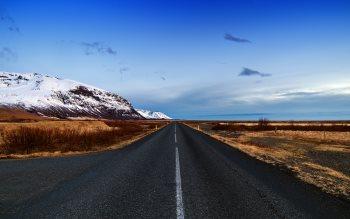 Wallpaper: Vatnajokull National Park landscape