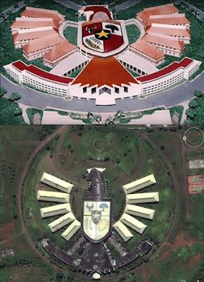 Patung Graha Garuda Tiara Indonesia