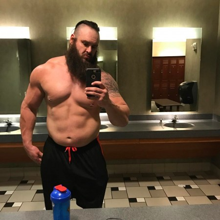 Braun Strowman Workout