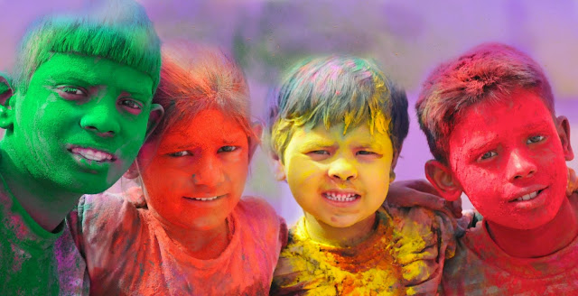 happy holi hd pic