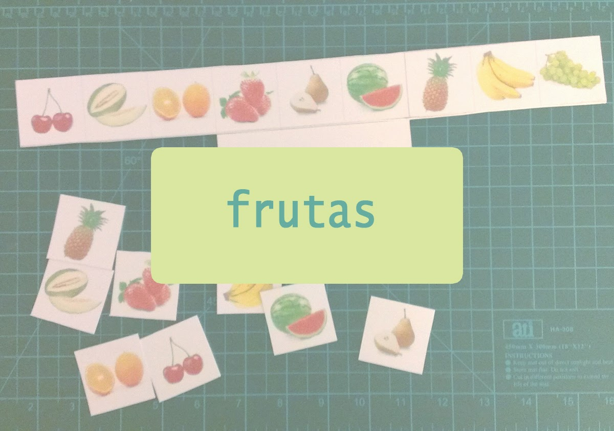 pdf frutas