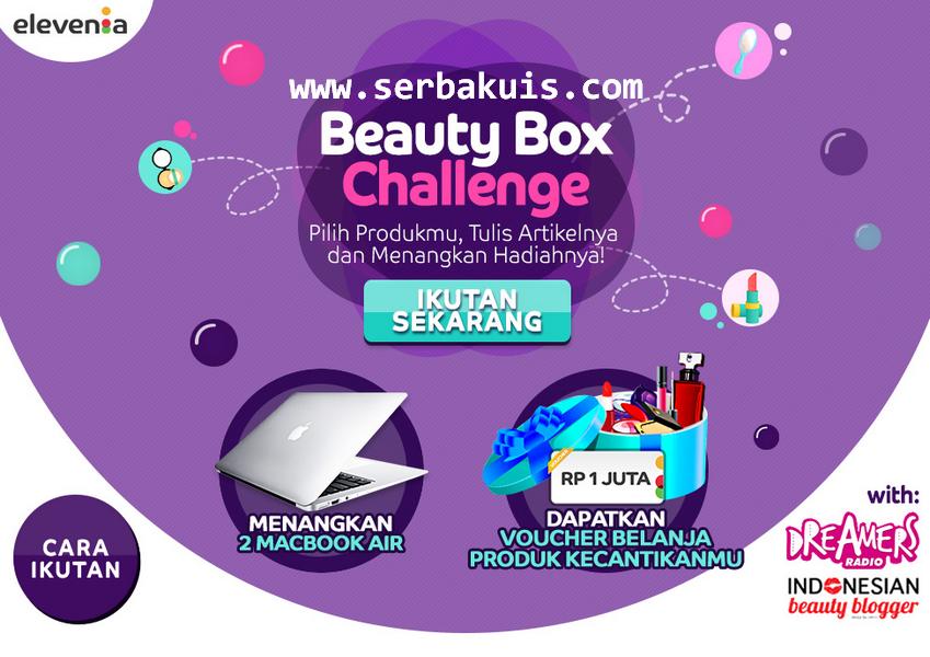 Kontes Review Berhadiah 2 Macbook Air