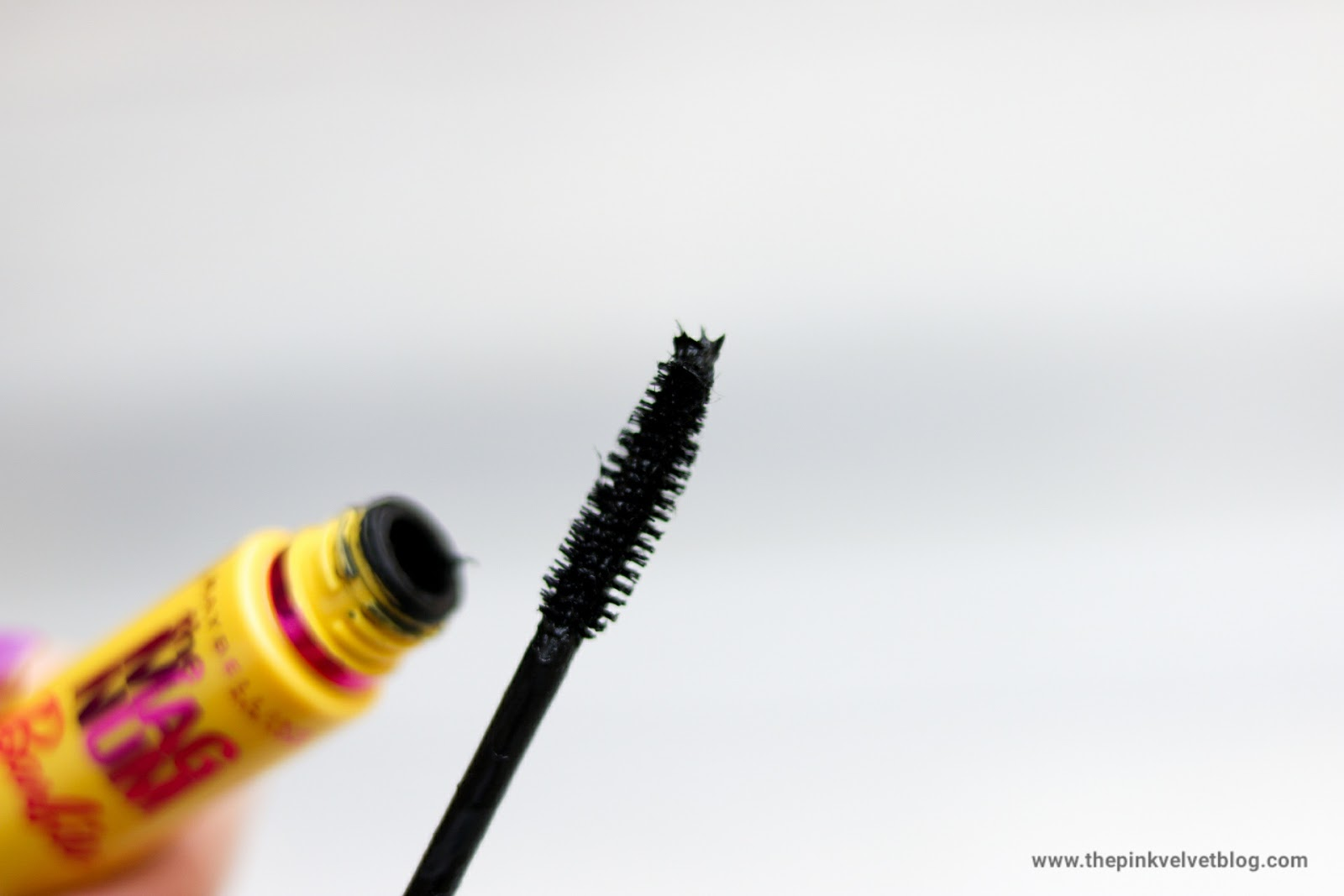 maybelline waterproof mascara