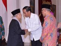 Bocoran dari Istana: Aksi 313 Mendapat Perhatian Serius dari Presiden