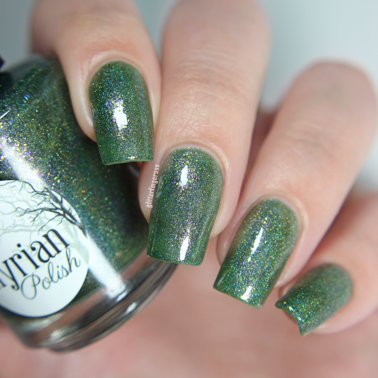 Illyrian Polish | Winter Is Coming ~ Glitterfingersss in english