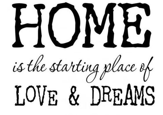 Decoupage Agnes76: Home sweet home cz. 1 DRUKUJ transfer cdn