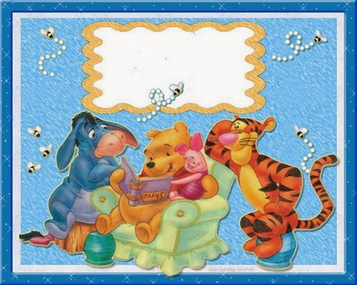 """Bebé álbum De Fotos Winnie El Pooh-Diseño clásico-mis primeras fotos de 80 X 4/"""" X 6/"""""""