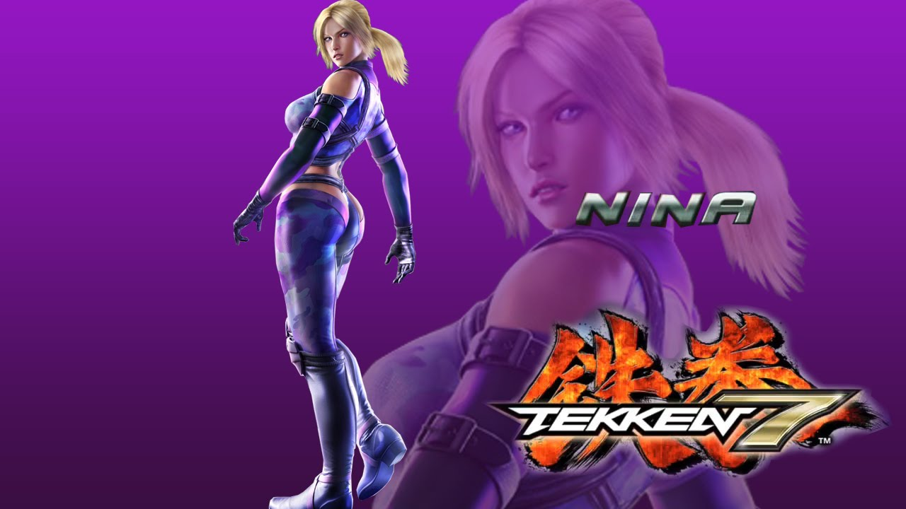 Nina Williams A New Character In Tekken 7 Fr Introduced