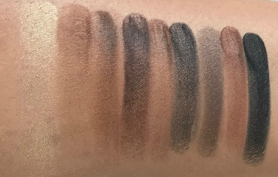Morphe 9A Always Golden Review & Swatches
