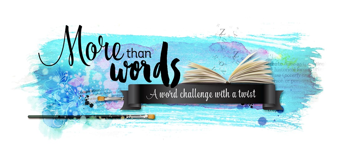 More Than Words Challenge Blog