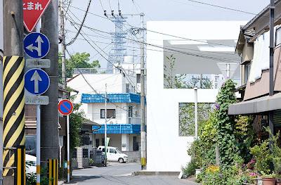 Fachada Exterior Casa N Sou Fujimoto