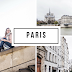 PARIS | Travel Diary