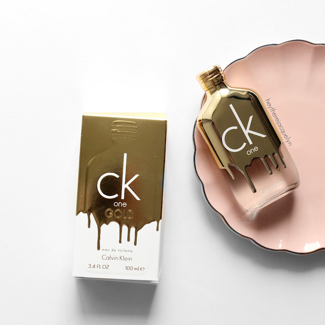 CK One Gold Perfume