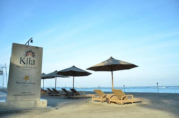 pengalaman menginap di Kila Senggigi Beach Hotel