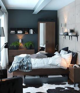 Decorar dormitorio muy pequeño