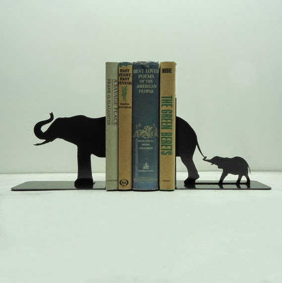 Coolest and Awesome Animal Bookends (15) 5