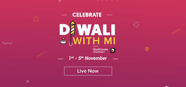 Xiaomi Diwali Sale: Best Deals On Mi.Com, Amazon, Flipkart!