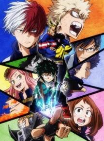 Boku no Hero Academia (2ª Temporada) - Todos os Episódios