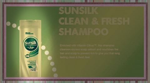 Harga Sunsilk Clean & Fresh Shampoo