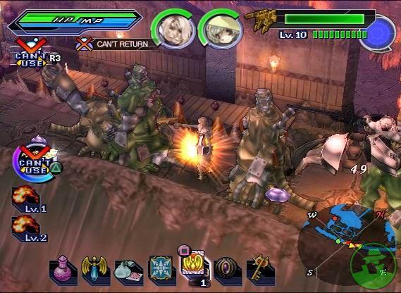 Shining Force EXA PS2 ISO – uphax com