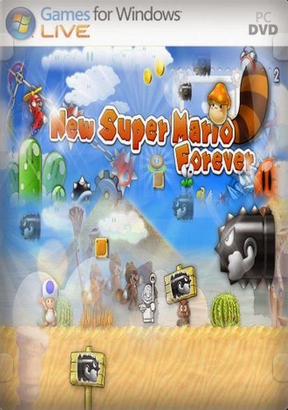 super mario forever 01net