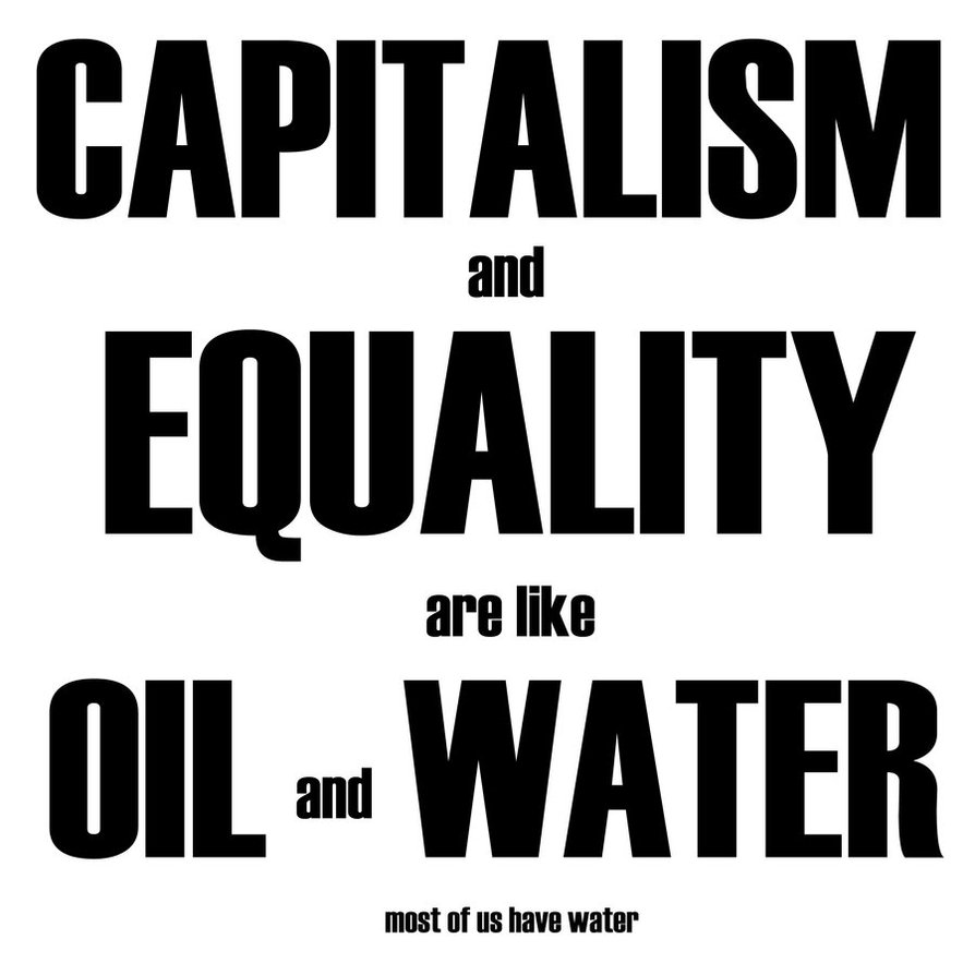 Is Capitalism Like Human Nature