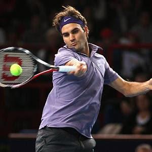 Roger Federer Tenis Forehand