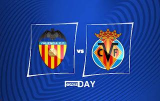 Valencia vs Villarreal – Highlights