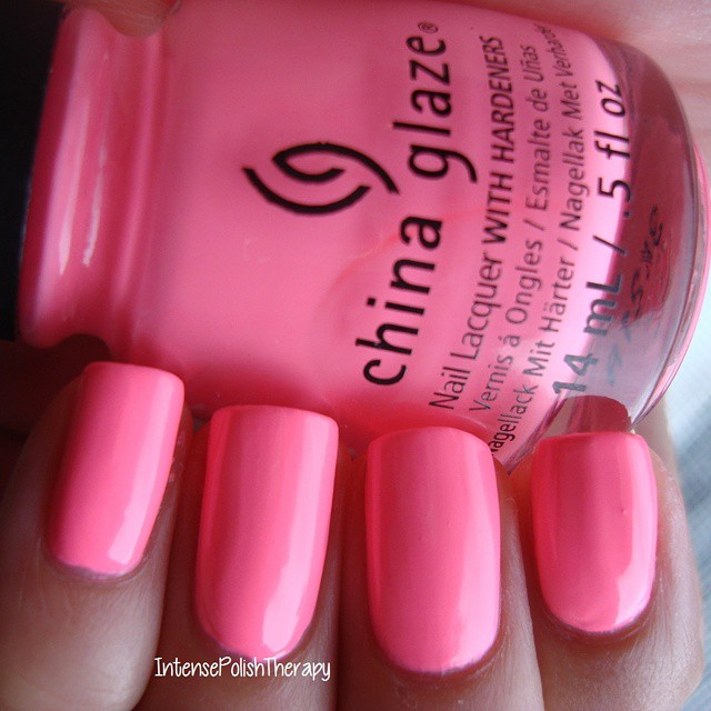 China Glaze - Shocking Pink