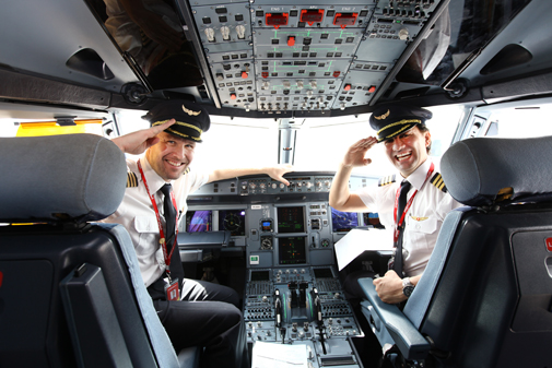 cv first officer airbus
