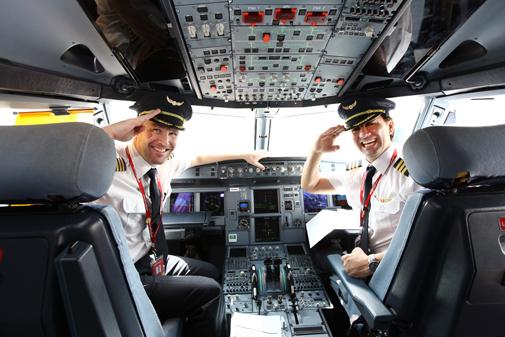 fly gosh  thai vietjet air pilot recruitment