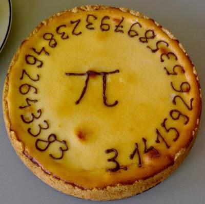 galletas del número pi