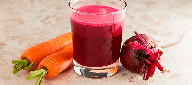 zumos para depurar los riñones y el hígado