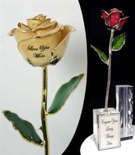 Mother's Personalized Rose