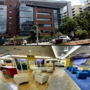 list of all software companies in madhapur hyderabad