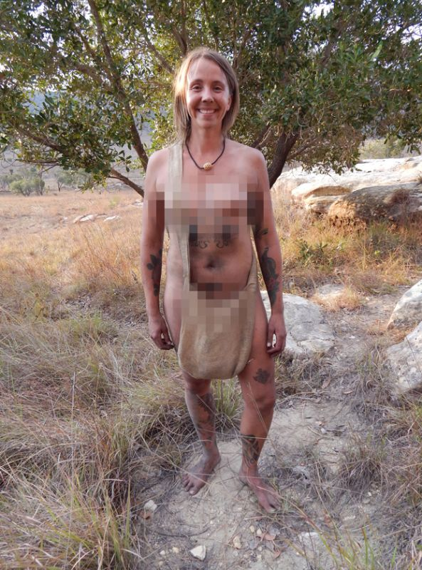 Nudity On Naked And Afraid