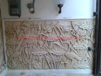 relief batu alam jogja