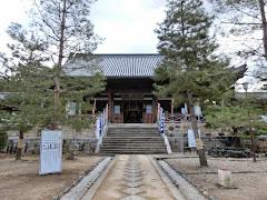 京都:萬福寺天王殿
